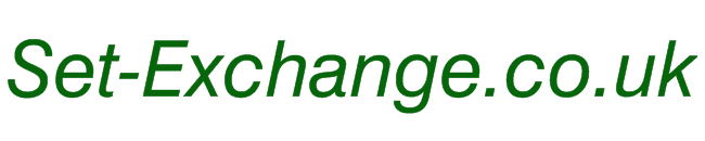 Set-Exchange.co.uk - Set re-use and resource sharing.  Green thinking for a more eco and sustainable entertainment industry.